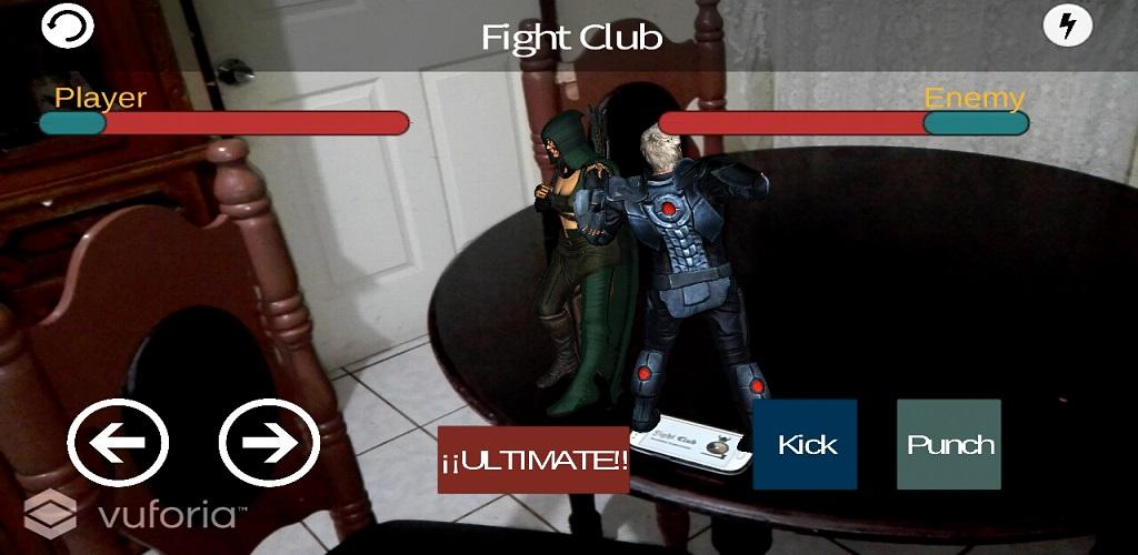 Fight Club (AR)