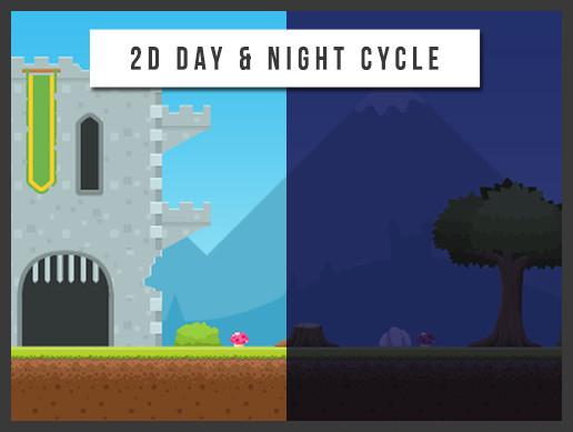 2D Day & Night Cycle