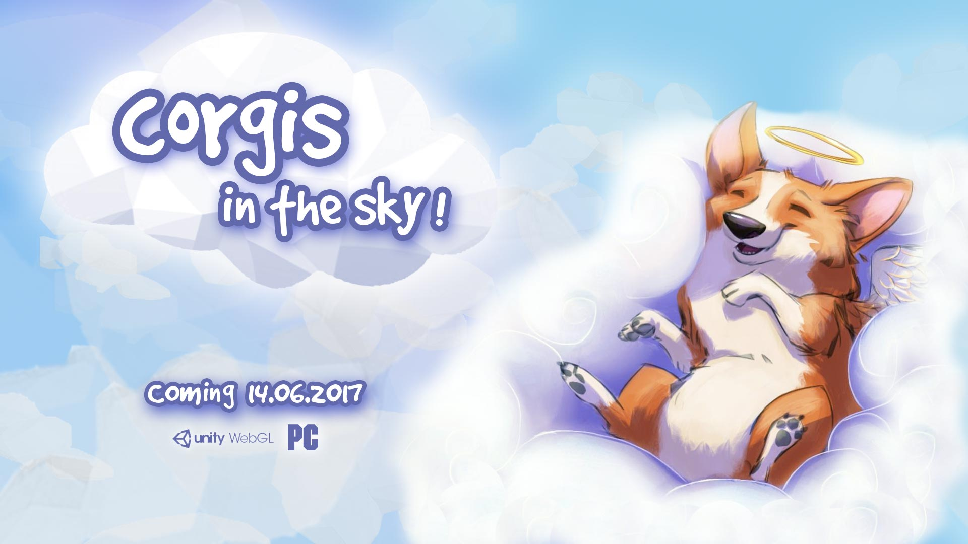 Corgis In The Sky!
