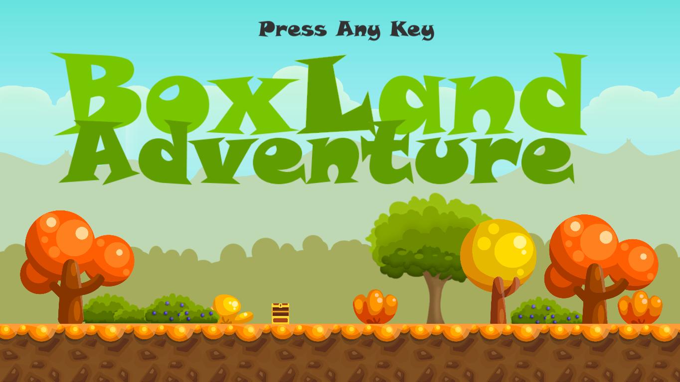 BoxLand Adventure