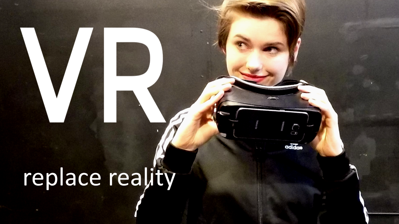 Replace Reality VR Room