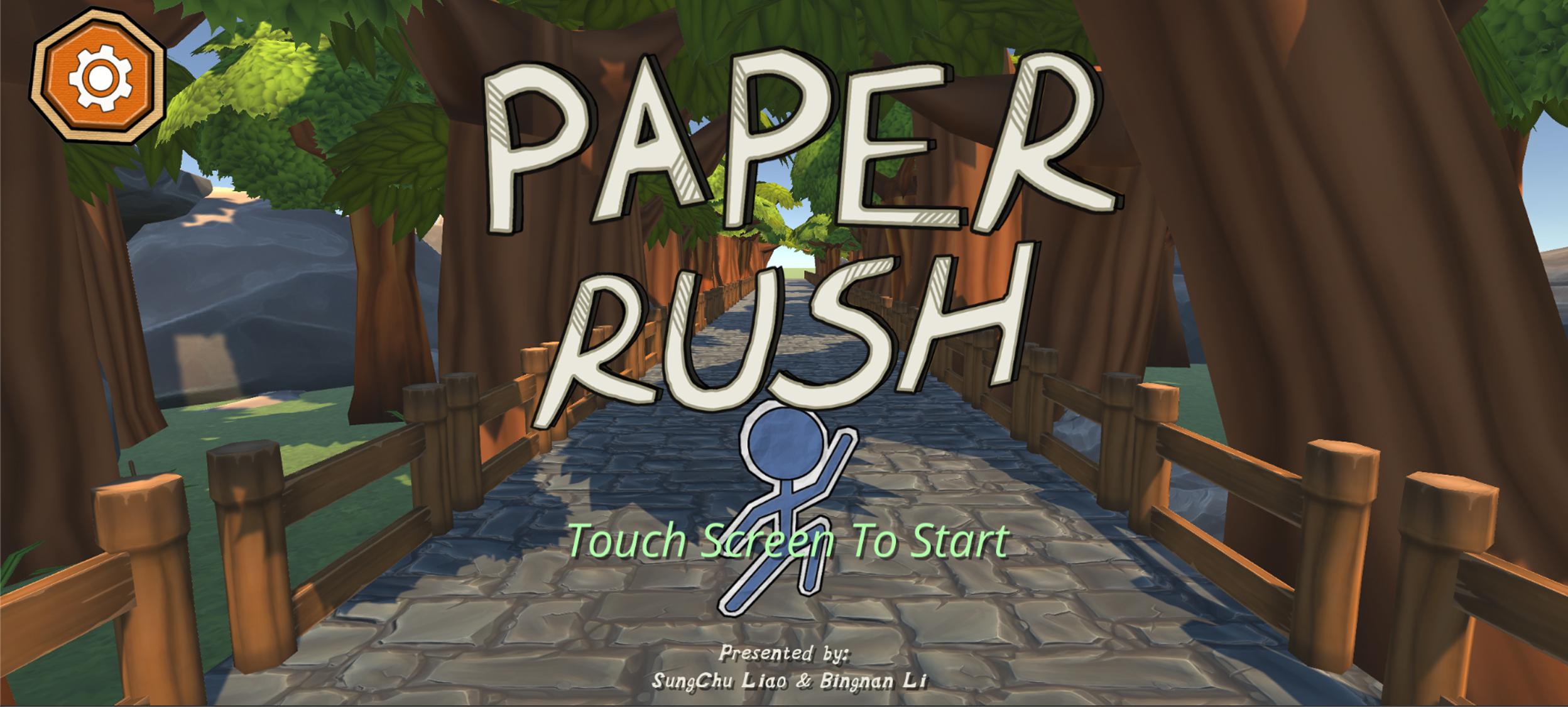 Paper Rush!