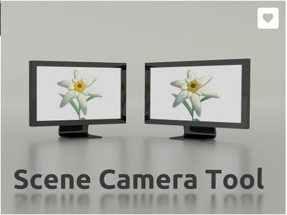 Scene Camera Tool