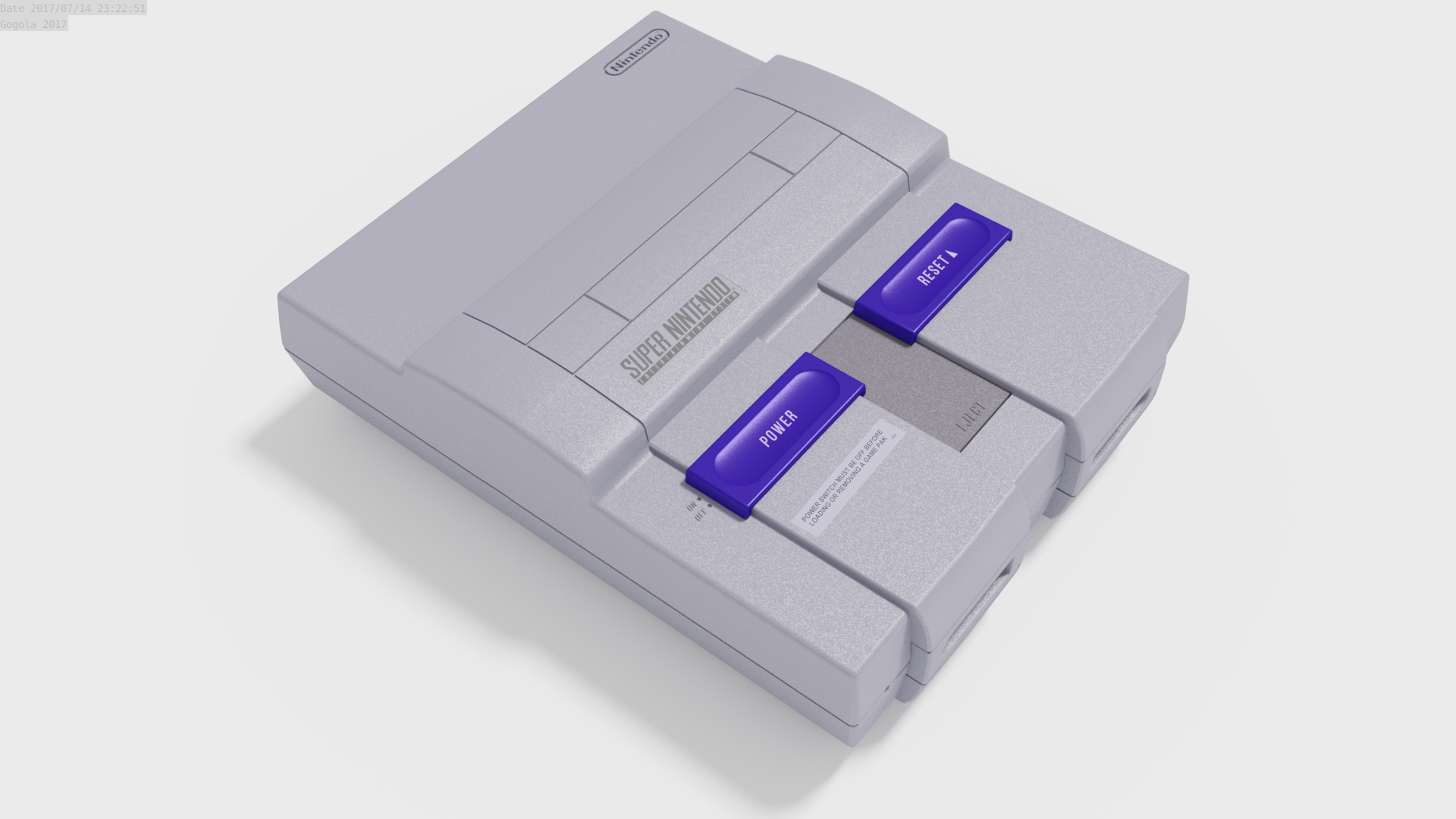 Snes Photorealistic