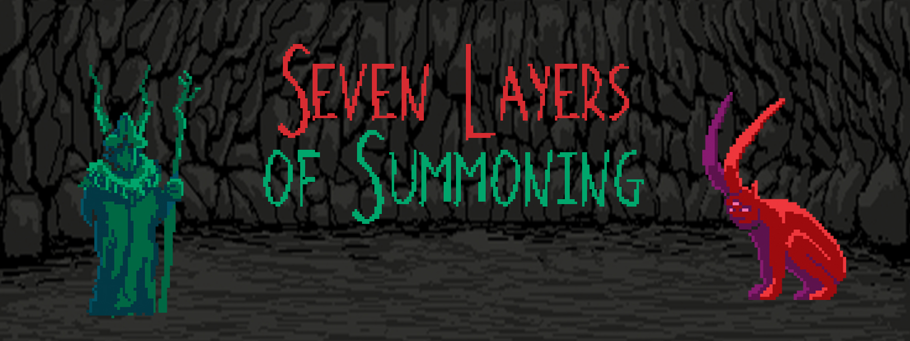 GGJ16: 7 Layers of Summoning