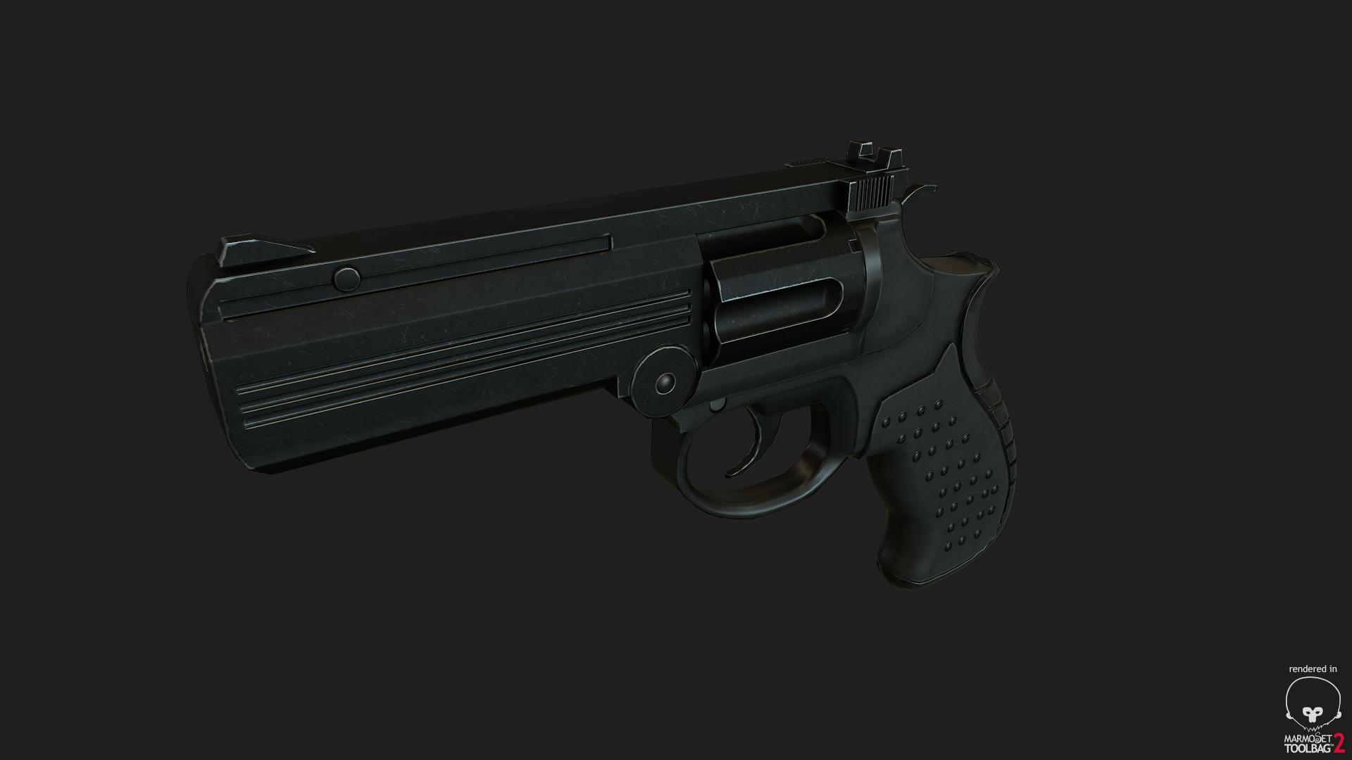 Revolver MP412 Rex