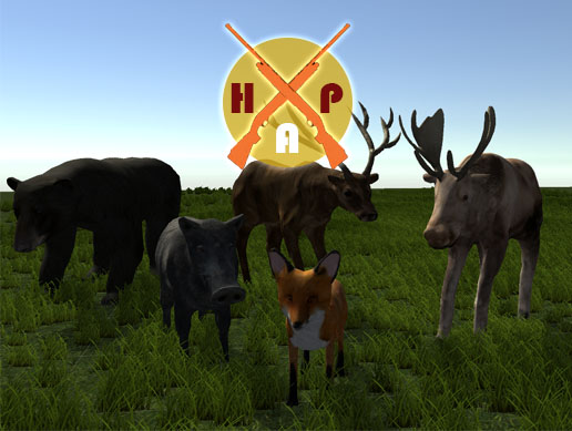 Hunter Pack - Animals