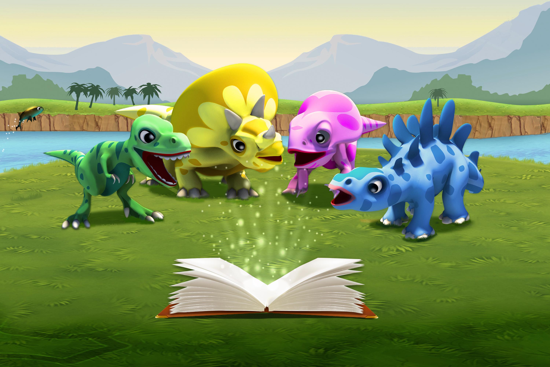 Dino Tales Jr.