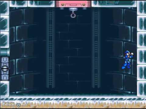 Megaman X Gameplay