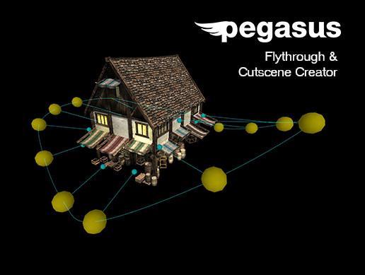 Pegasus - Flythrough & Cutscene Creator