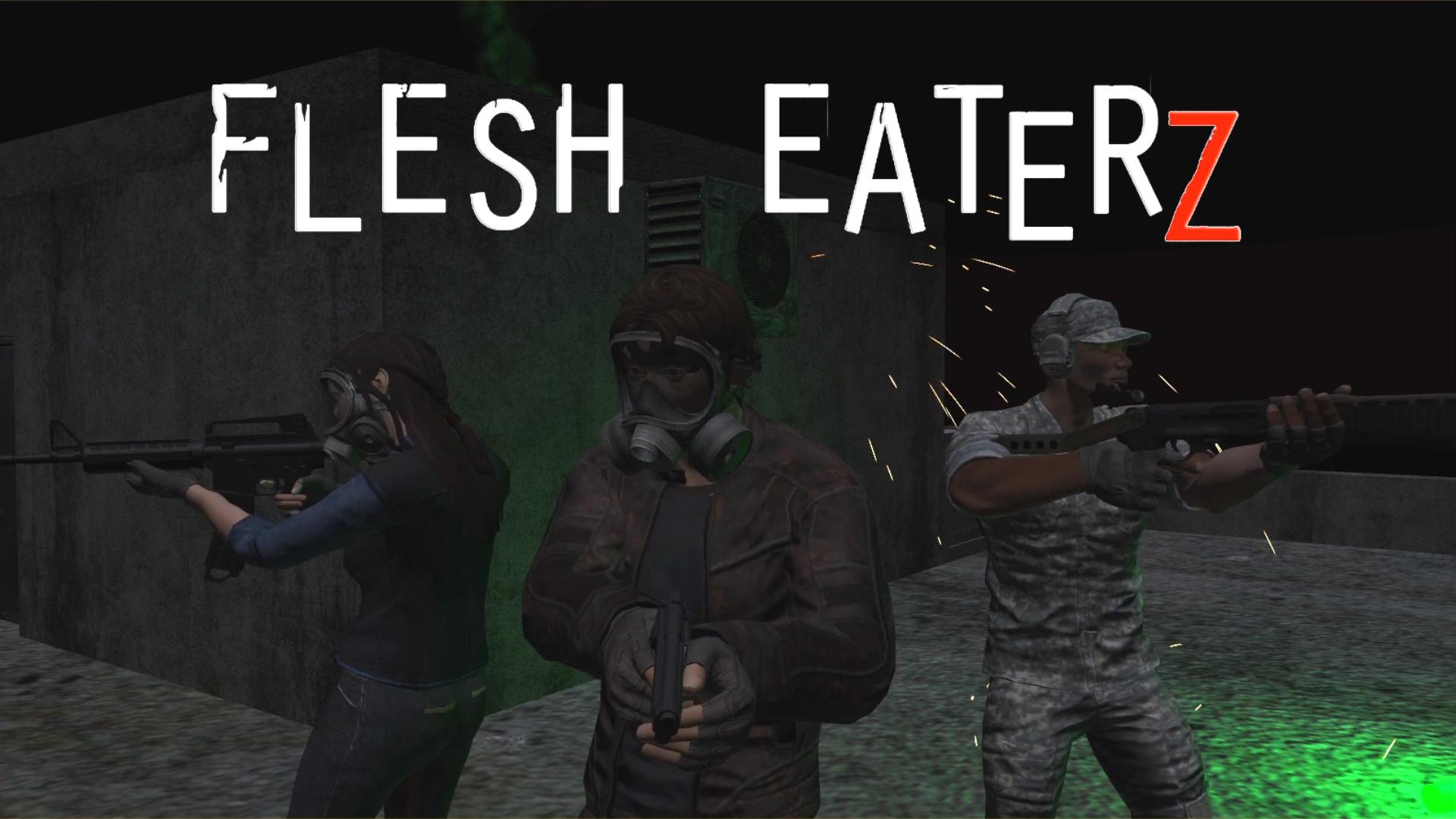 Flesh EaterZ: Revenge