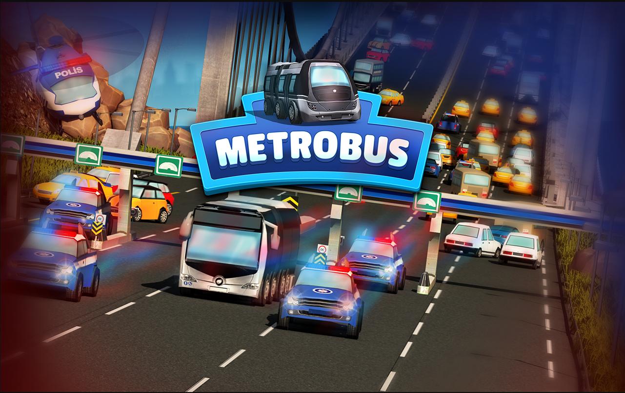 Metrobus : Race in Istanbul