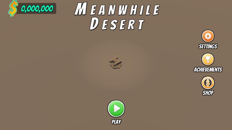 Meanwhile Desert