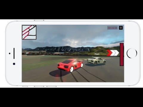 Audi Race Game