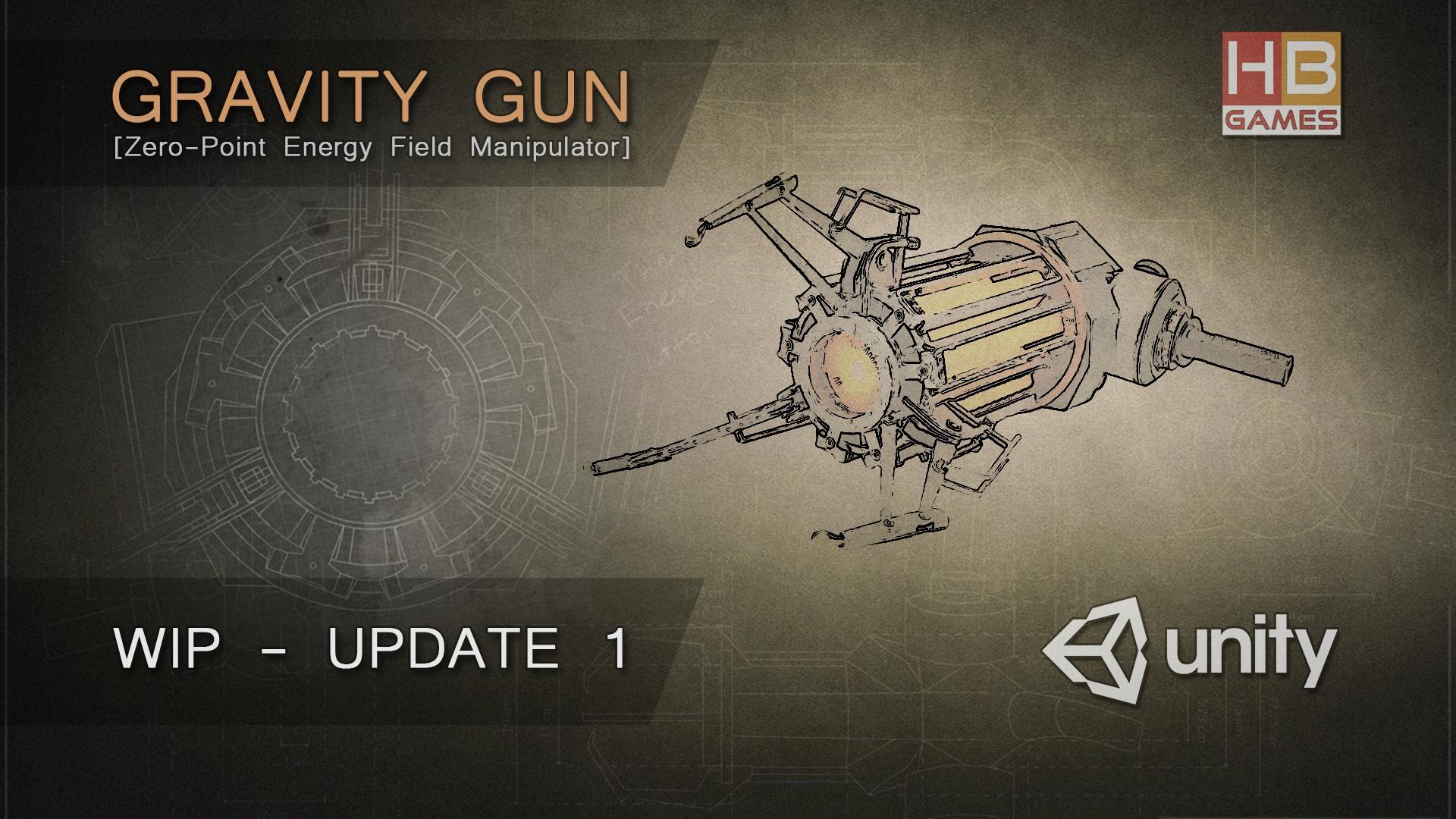 Half-Life's Gravity Gun