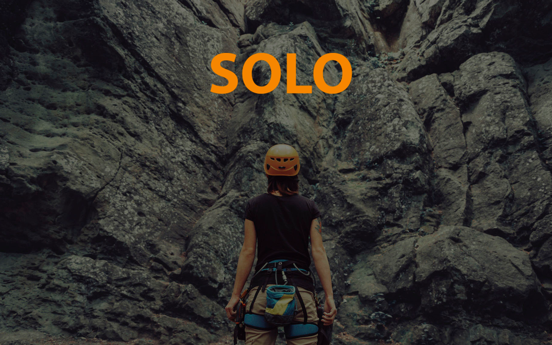 Solo: The Virtual Climbing Project