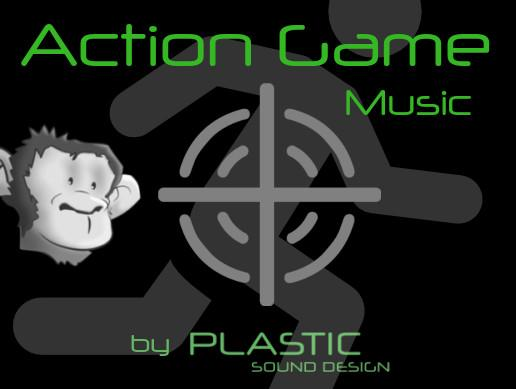Action Game Music