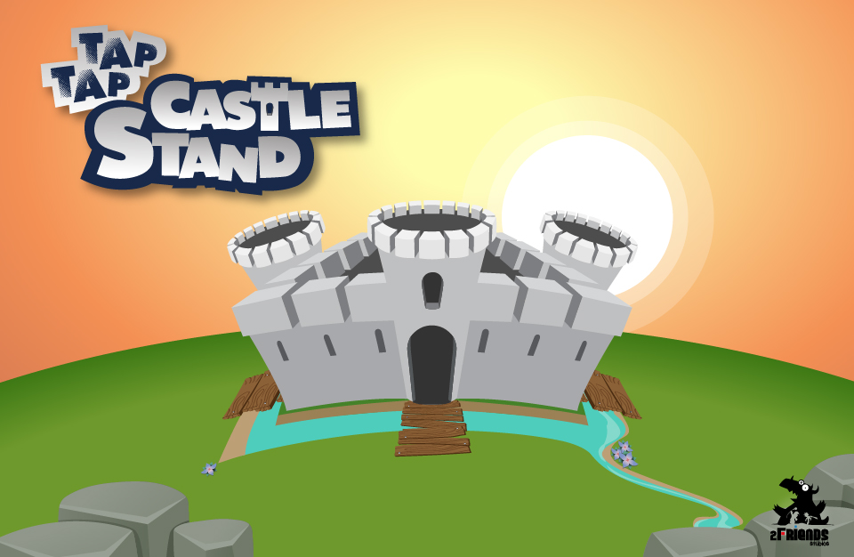Tap Tap Castle Stand