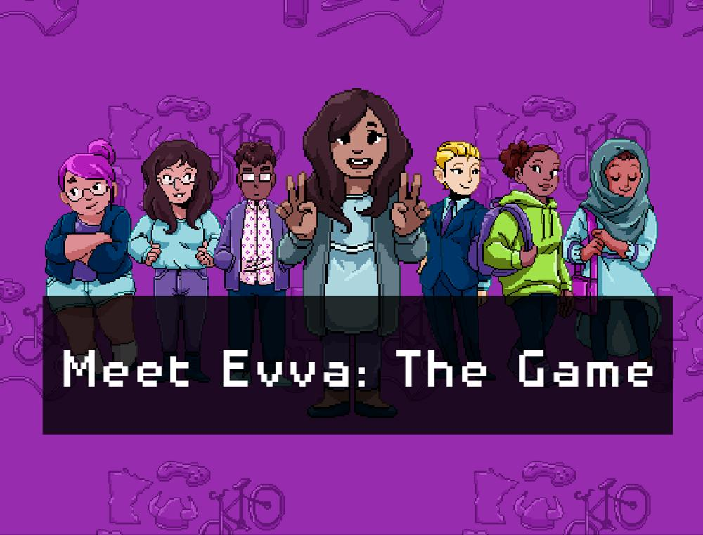 Meet Evva: The Game