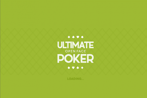 Ultimate Open Face Chinese Poker
