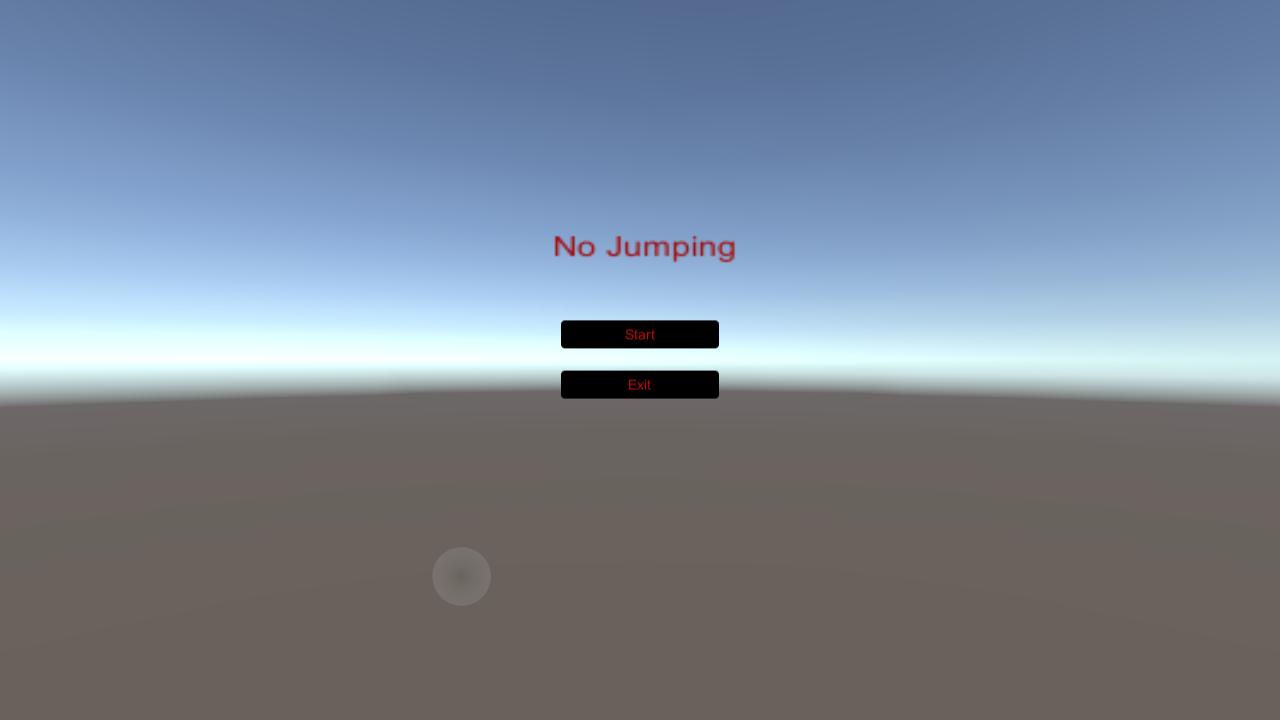 No Jumping™