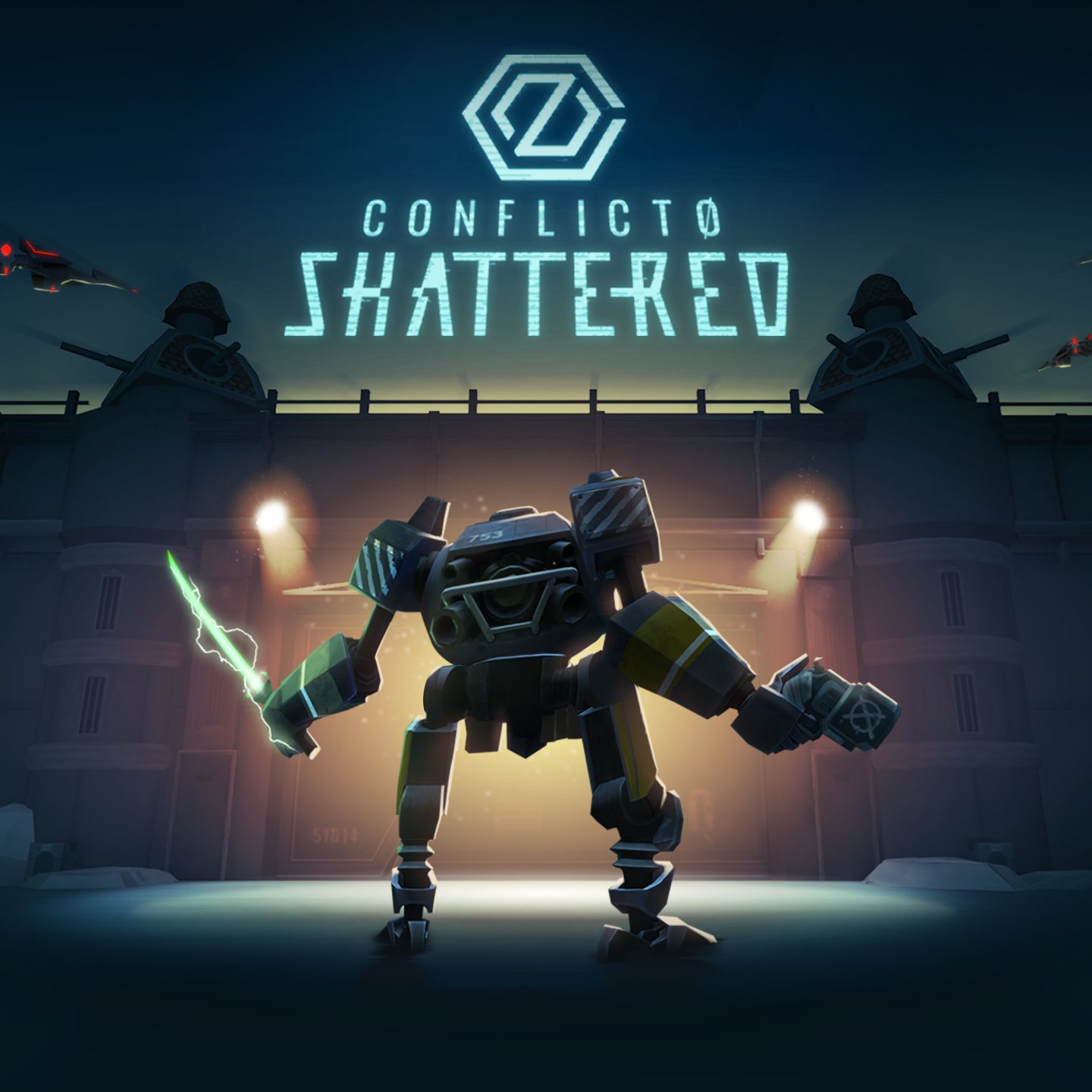 Shattered: Conflict 0