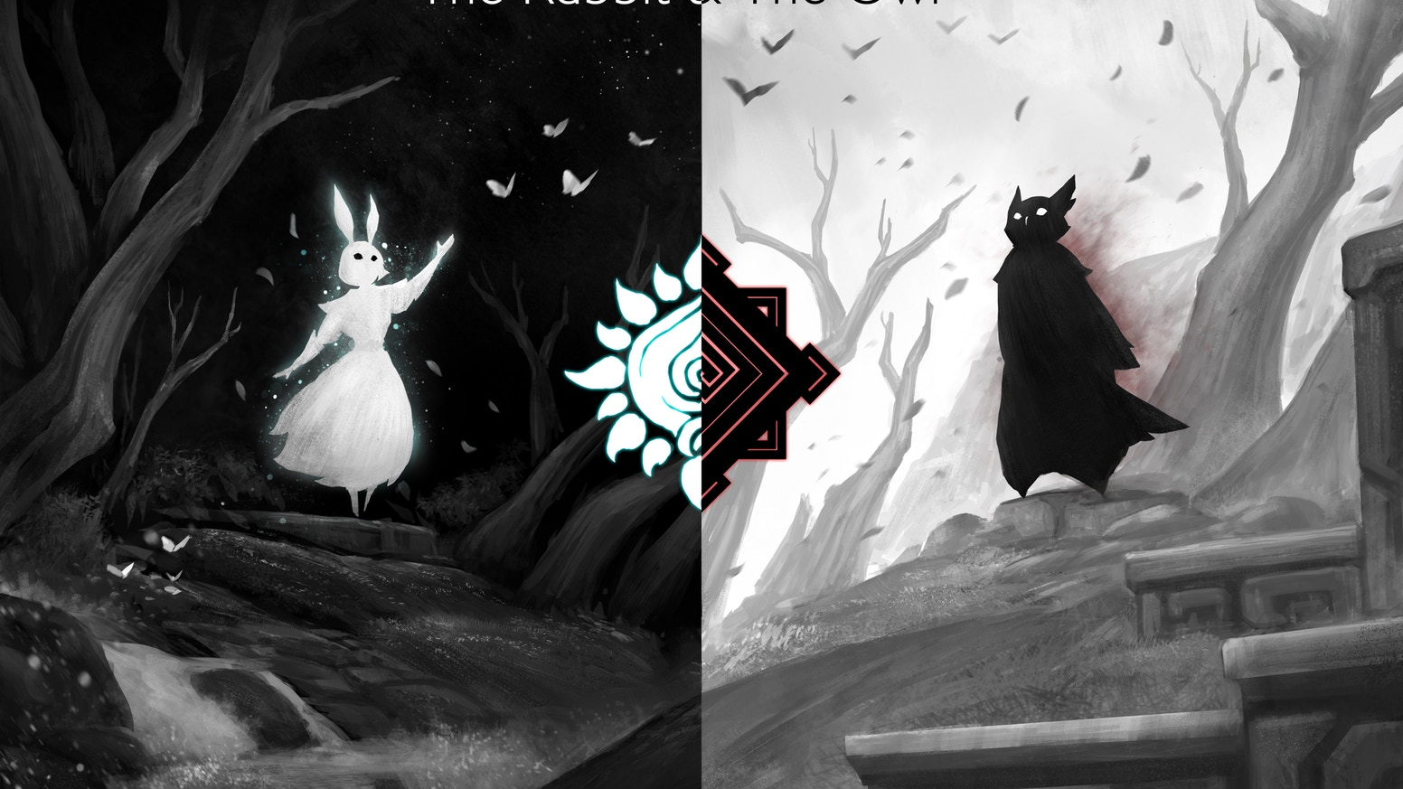 Shader development for The Rabbit and the Owl