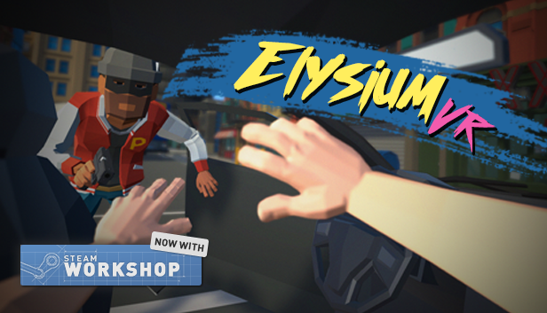 Project Elysium   VR Action RPG