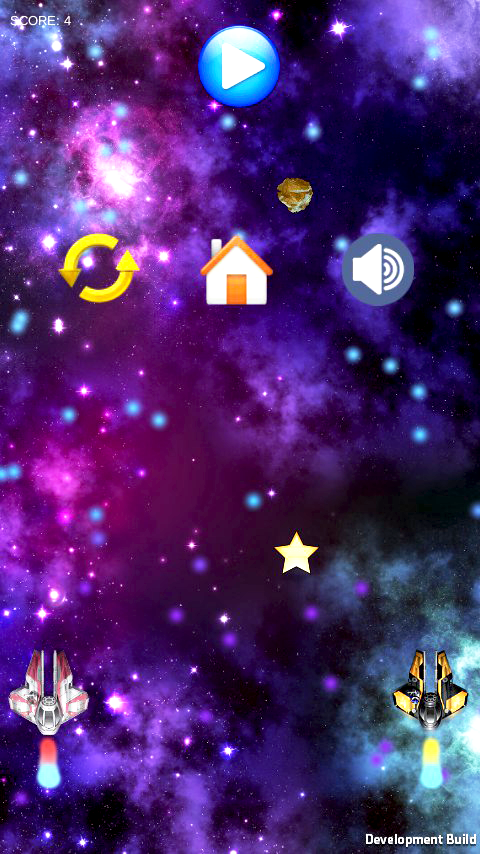 Galaxy Speed