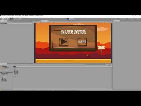 Курс по созданию простой 2D игры на Unity