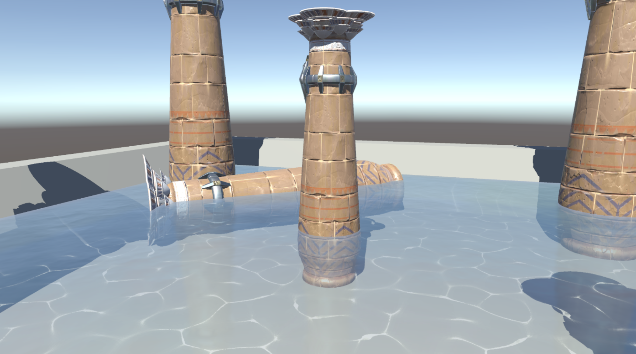 Simple Water Shader