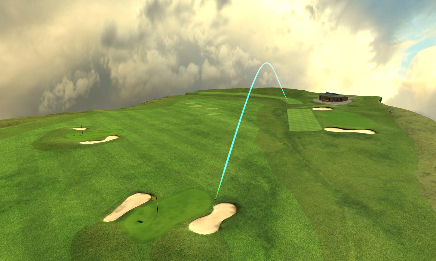 Golf data visualizer