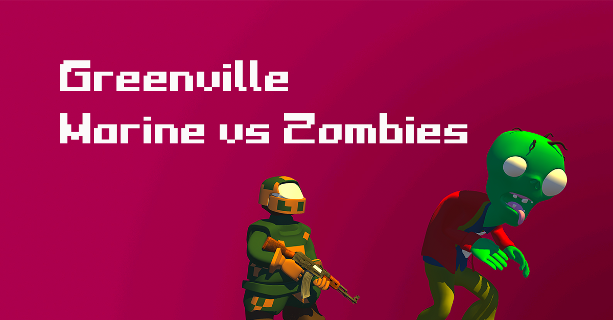 Greenville : Marine vs Zombies