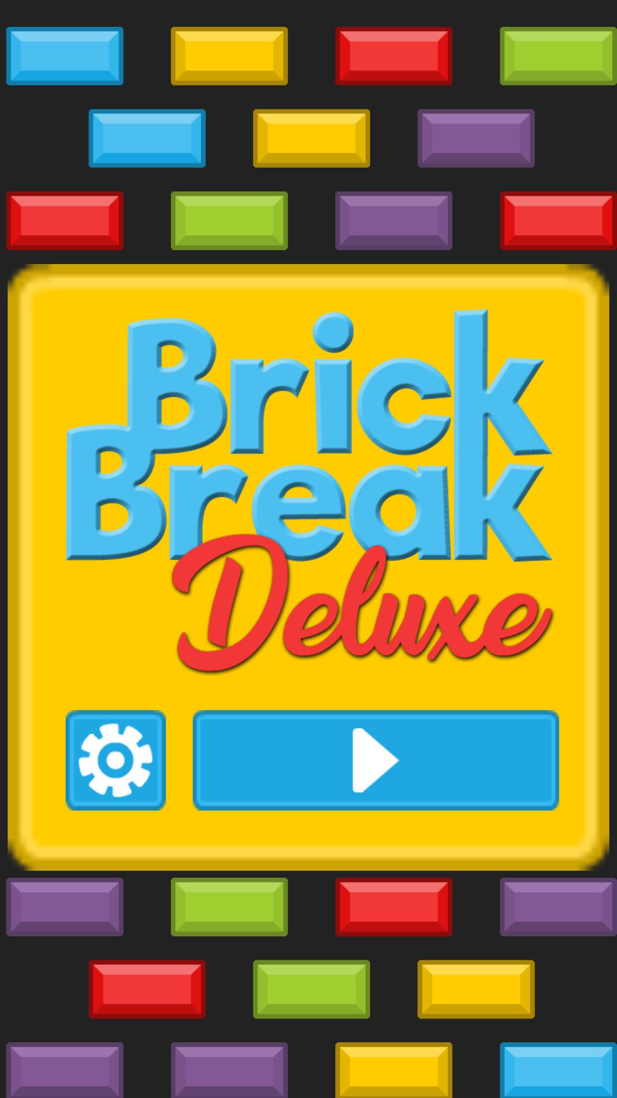 Brick Break Deluxe