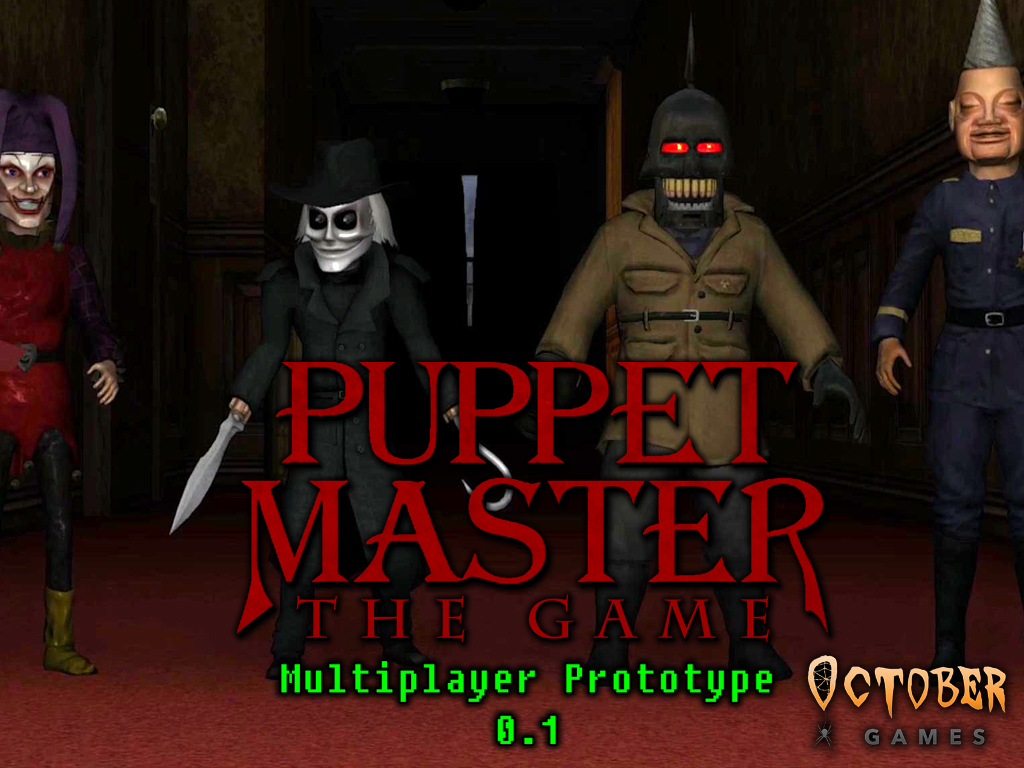 Puppet Master: The Game