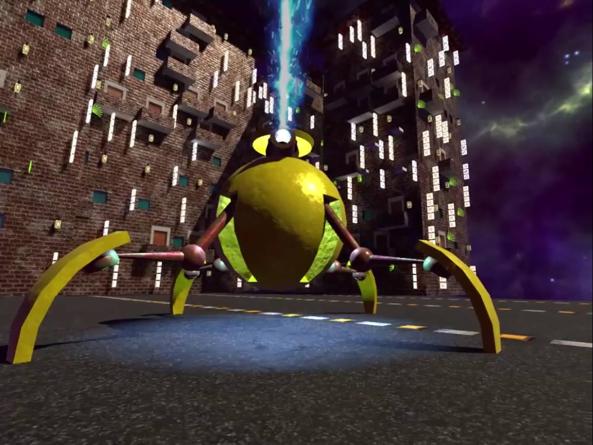 Neon City VR