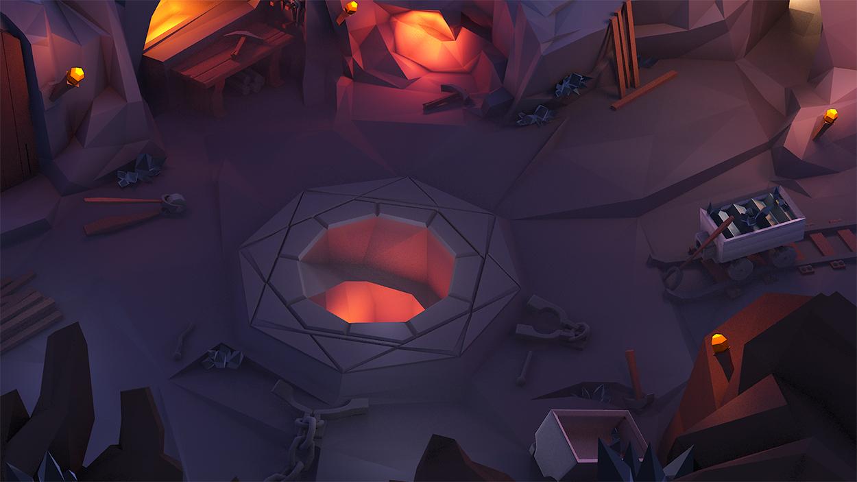 RPG VR concept