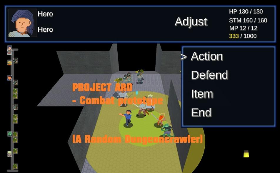 Project ARD Prototype