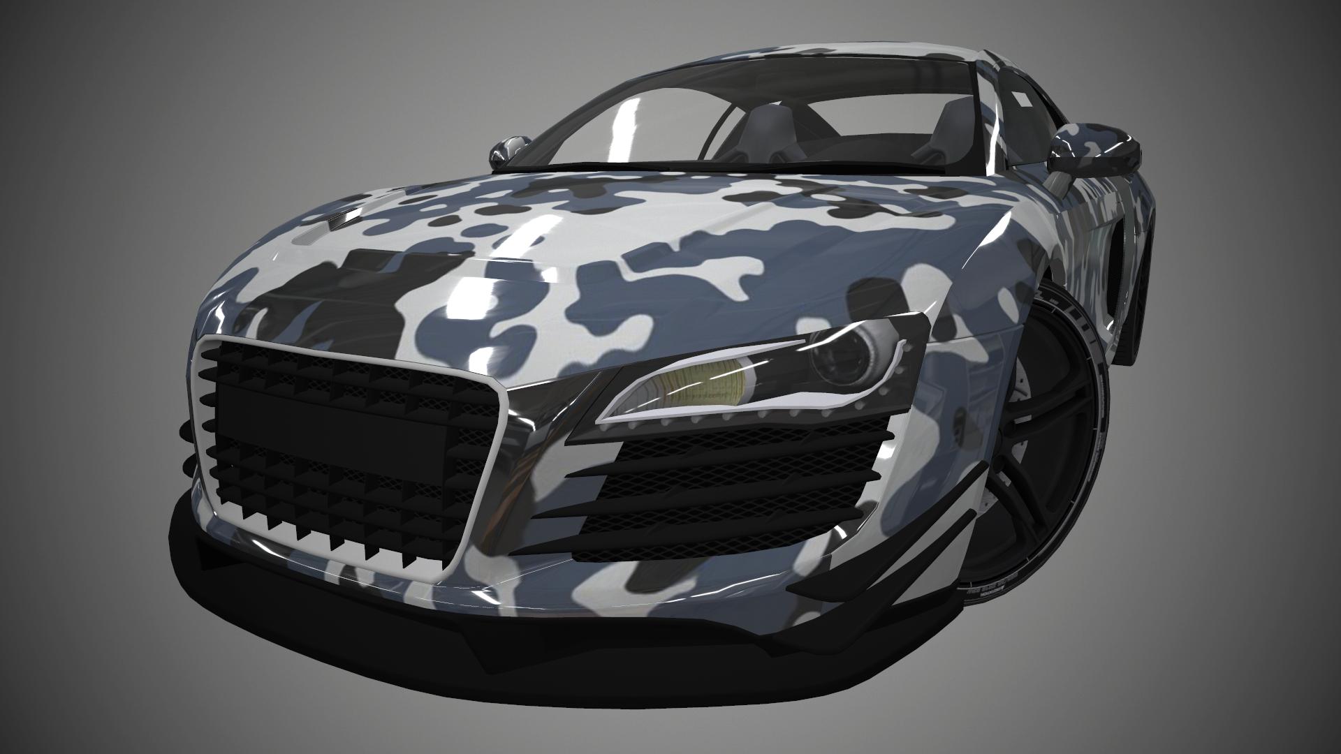 Car R700