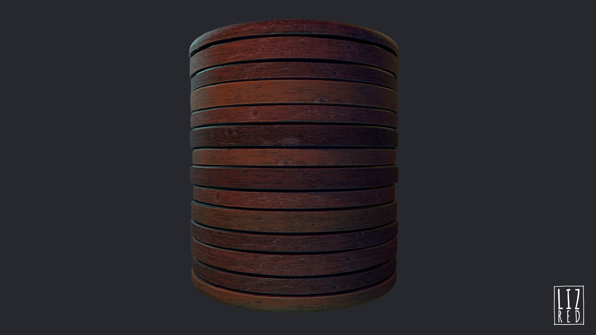 Wood Planks (Substance Designer)
