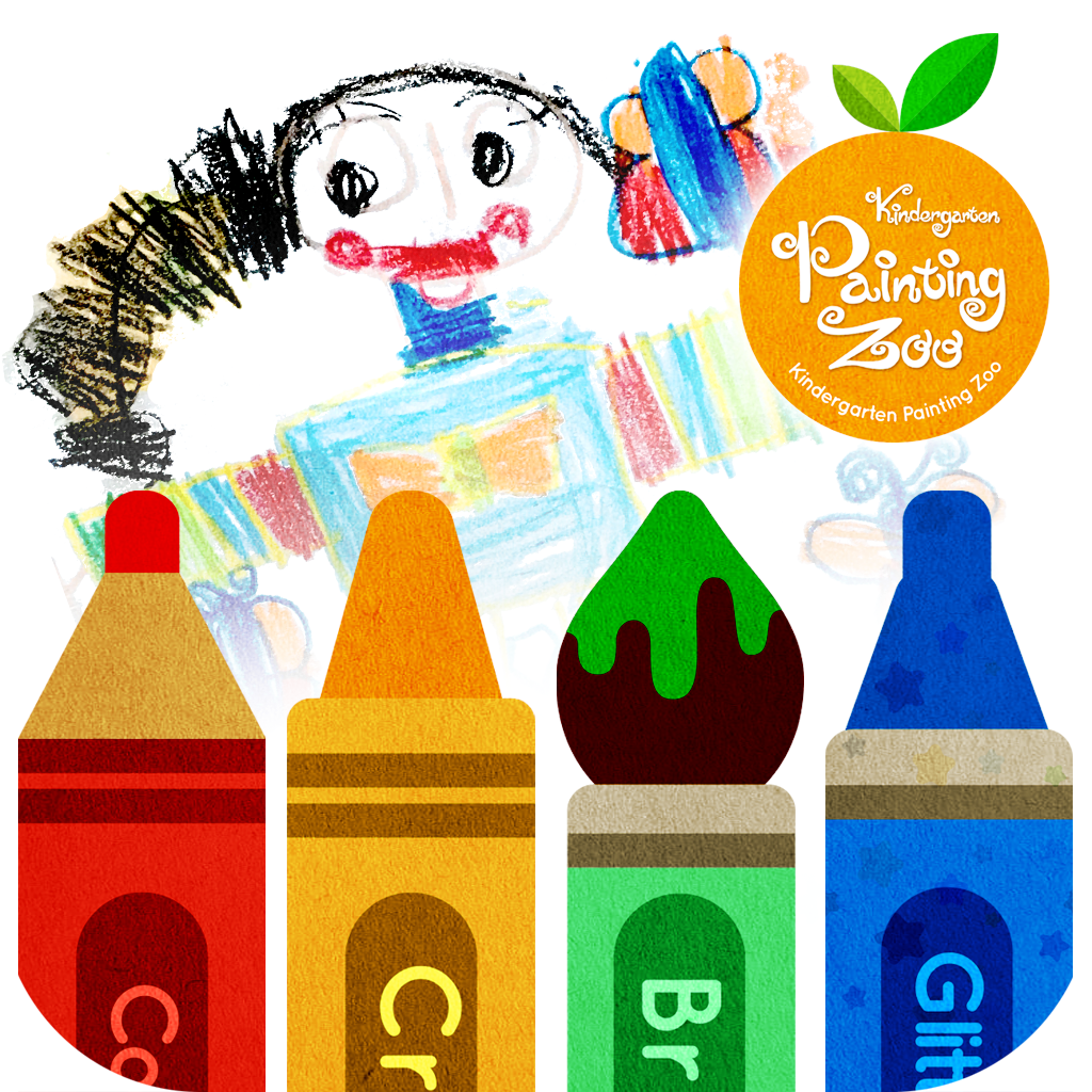 Coloring Book : Painting Zoo