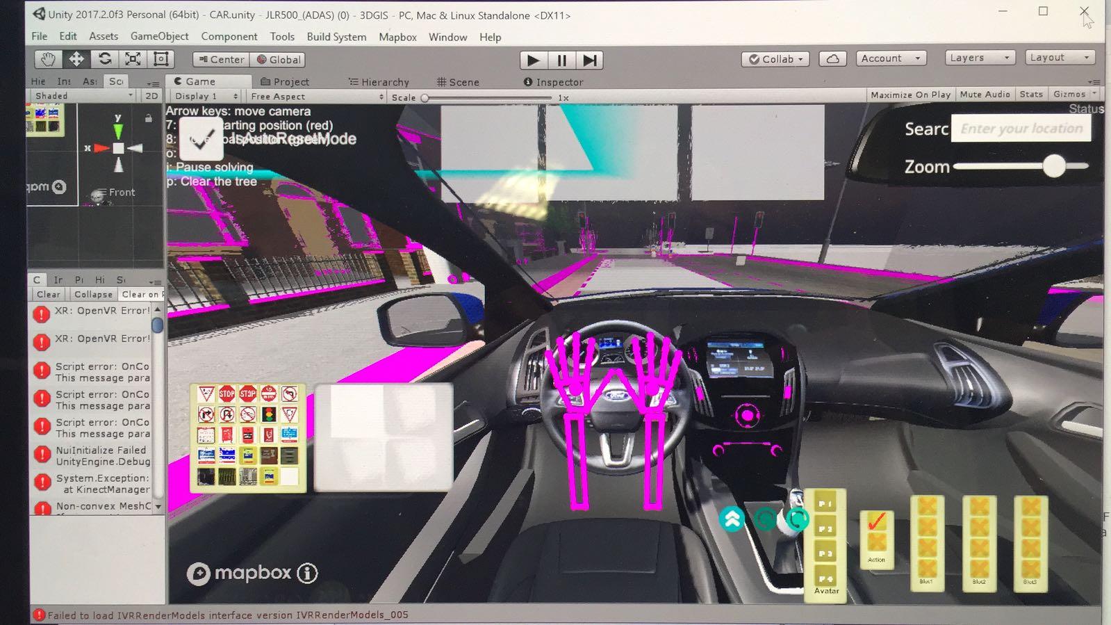 ADAS 3D Map