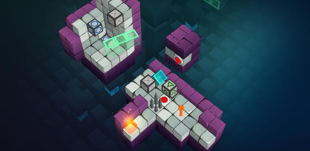 Cubanoid - 3D Puzzle (Beta)