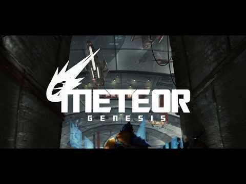 Sci-Fi Motion Comic: Meteor Genesis