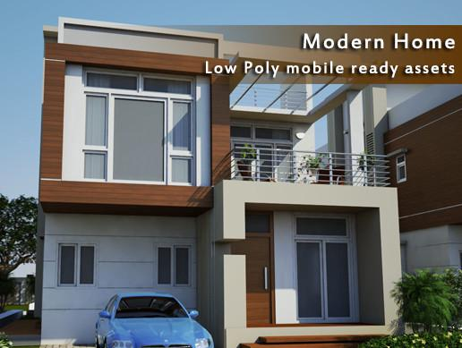 Modern Home 2