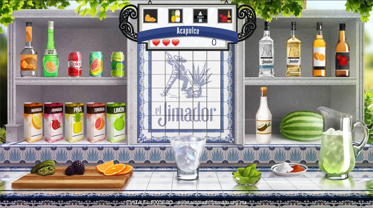 Jimador/Antiguo Bartender