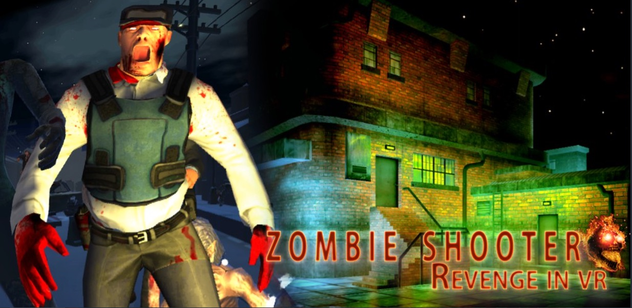 """VR Zombie Shooter-Revenge"" (Music and sound design for trailer promo)"