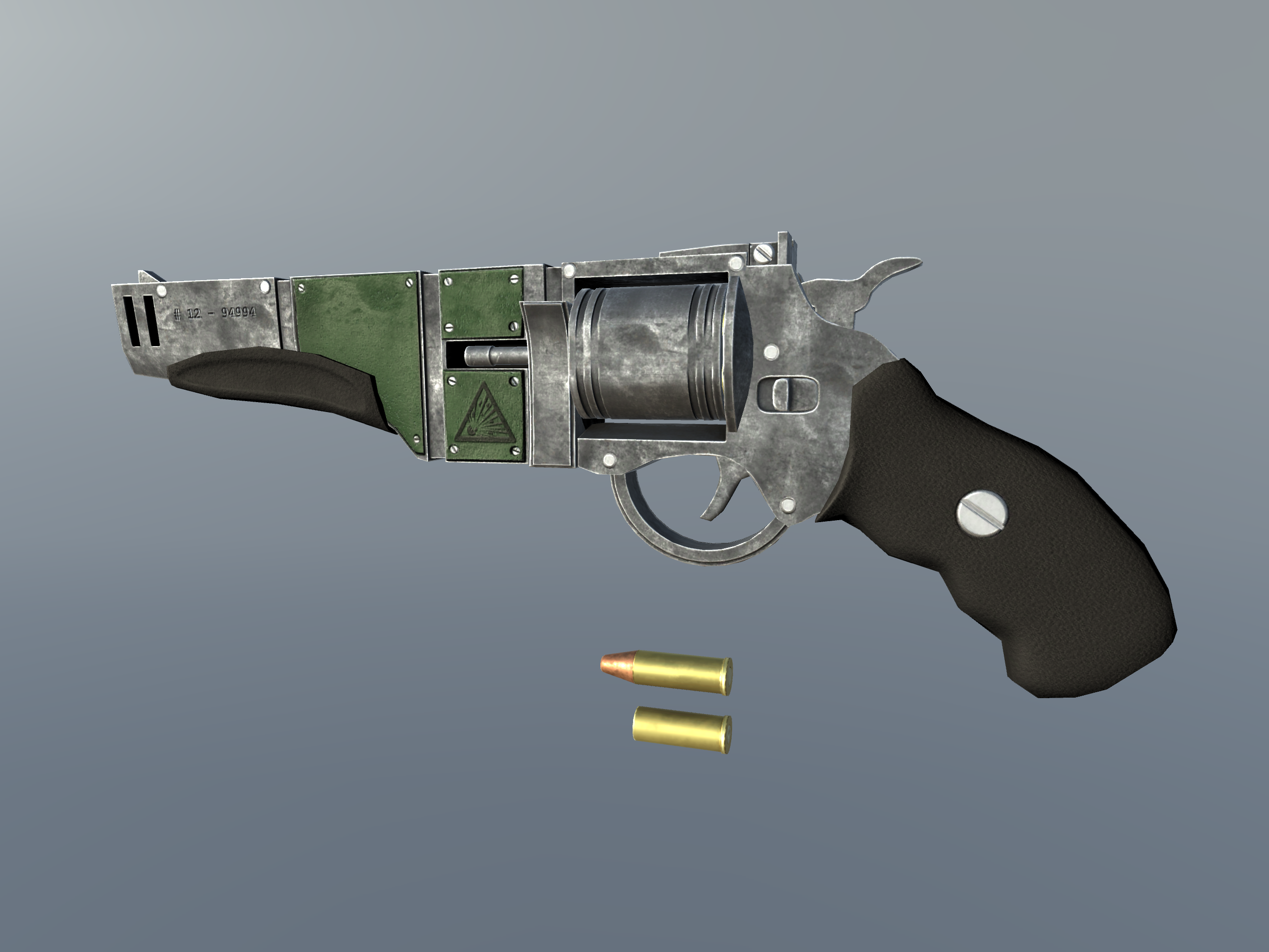 Revolver Apocalyptic