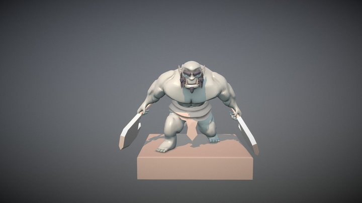 Ur'Lukai - The Orc