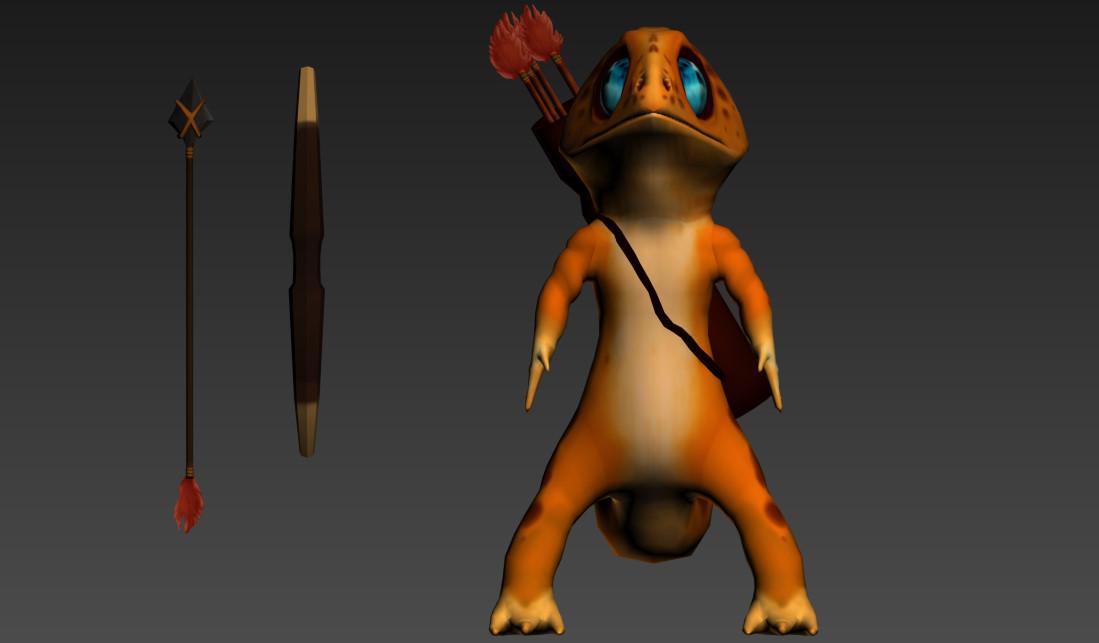 RPG Reptile